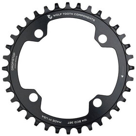 Wolf Tooth Chainring Ø104mm BCD black